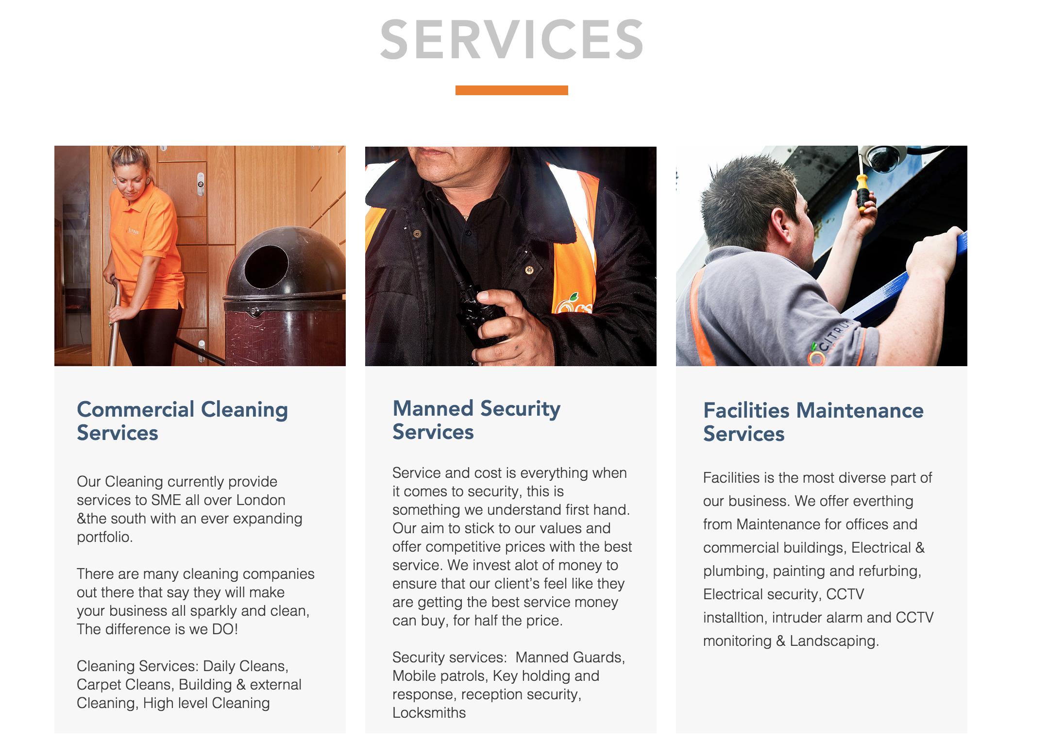 Citrus Service Group